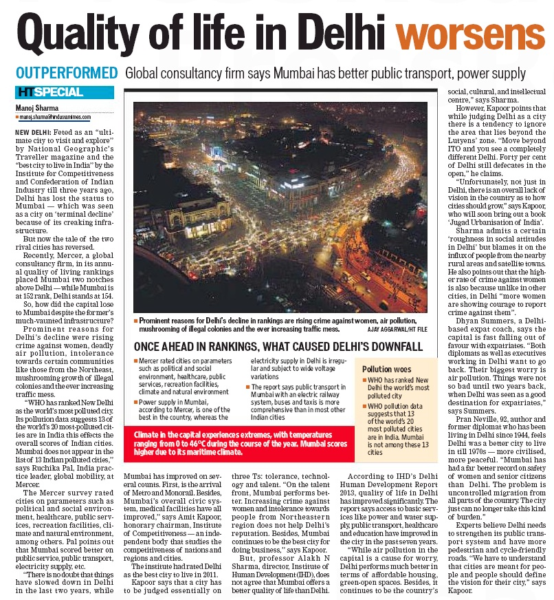 Quality-of-life-in-Delhi-worsens