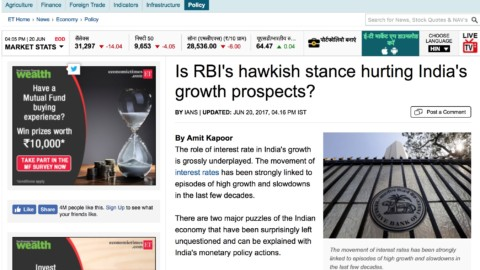 Is RBI's hawkish stance hurting India's growth prospects?