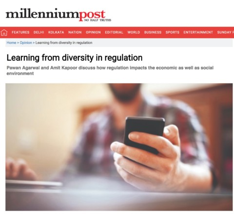 Learning from diversity in regulation