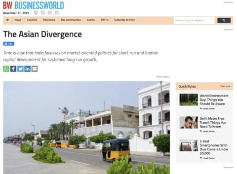 The Asian Divergence